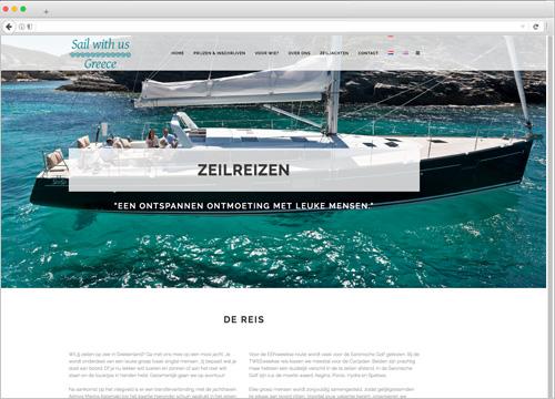 vormgeving-website-sailwithusgreece